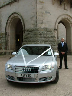 Inverness Highland Wedding Car Hire