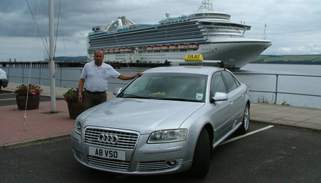 Invergordon Cruise Liners Highland Car Tours