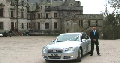 Highland Wedding Car Hire Inverness, Nairn and surrounding areas